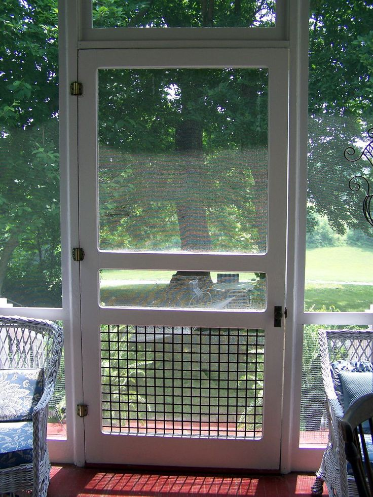 Screen Porch Doors Screened Porch Ideas On Pinterest 57 Pins