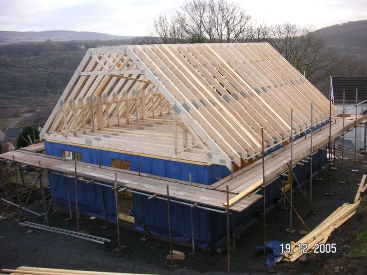 Pin By Fantazs Laipa On Home Roof Trusses Constructions