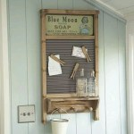 Old Washboard Repurposed