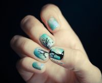 Fairy Nail art | Nail Trends | Pinterest