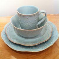 Lenox French dinnerware set of 4 pcs. | Tableware | Pinterest