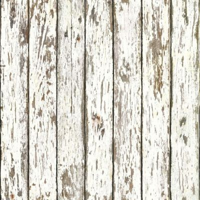 Family & Friends Weathered Wood Wallpaper FFR13281