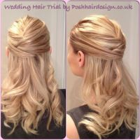 How To Put Up Wedding Hair | hairstylegalleries.com