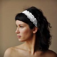 Wedding Crown Bridal Hair Band Woodland Flower Head By ...
