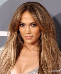 J Lo has the prettiest hair!