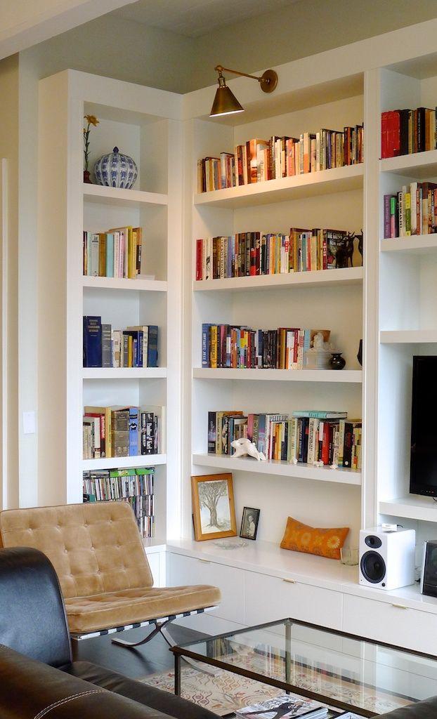 Custom Bookcases New York Build Inns Pinterest