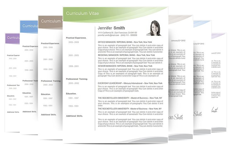 Pages Resume Templates Free Curriculum Vitae Free Resume Template - resume templates for pages mac