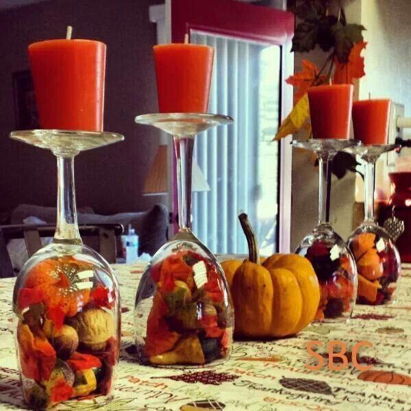 Fun Fall Decorations Diy Pinterest