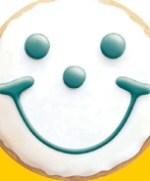 Smiley Cookie Gourmet Cookies