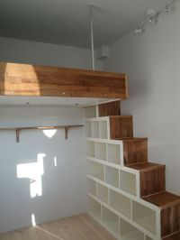 Build A Loft Ladder | Joy Studio Design Gallery - Best Design