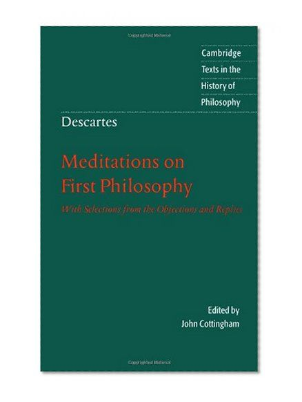 thesis on descartes meditations