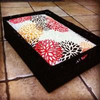 Homemade dog bed basket | Dogs | Pinterest