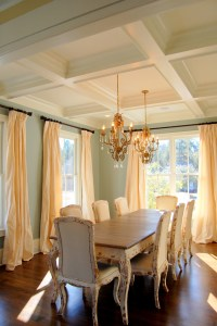 Coffered Ceiling Dining Room | www.imgkid.com - The Image ...