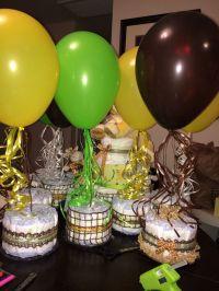 Lion King Baby Shower Centerpieces | Livi's Birthdays ...