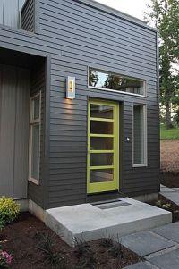 Door Stoop | Front Doors | Grand Enterance | Pinterest