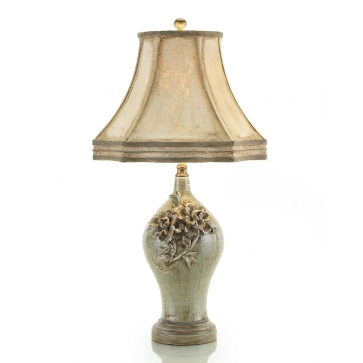 Giverny porcelain table lamp frontgate