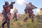 Planetside 2 is PlayStation 4 bound   Robots ,game,comic arts   Pinte