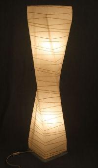 Paper Floor Lamp | All The Single Ladies | Pinterest