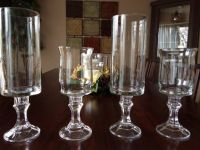 Cheap & Easy - Glass Candle Holders