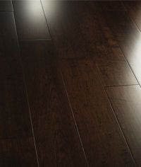Dark wood Floor | A Home & Stuff | Pinterest