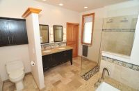 Large four piece master bathroom remodel | Books Worth ...