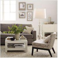serene living room | My Dream Home | Pinterest