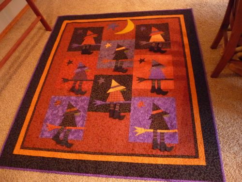 Pin It Like Image Halloween Quilt Ideas