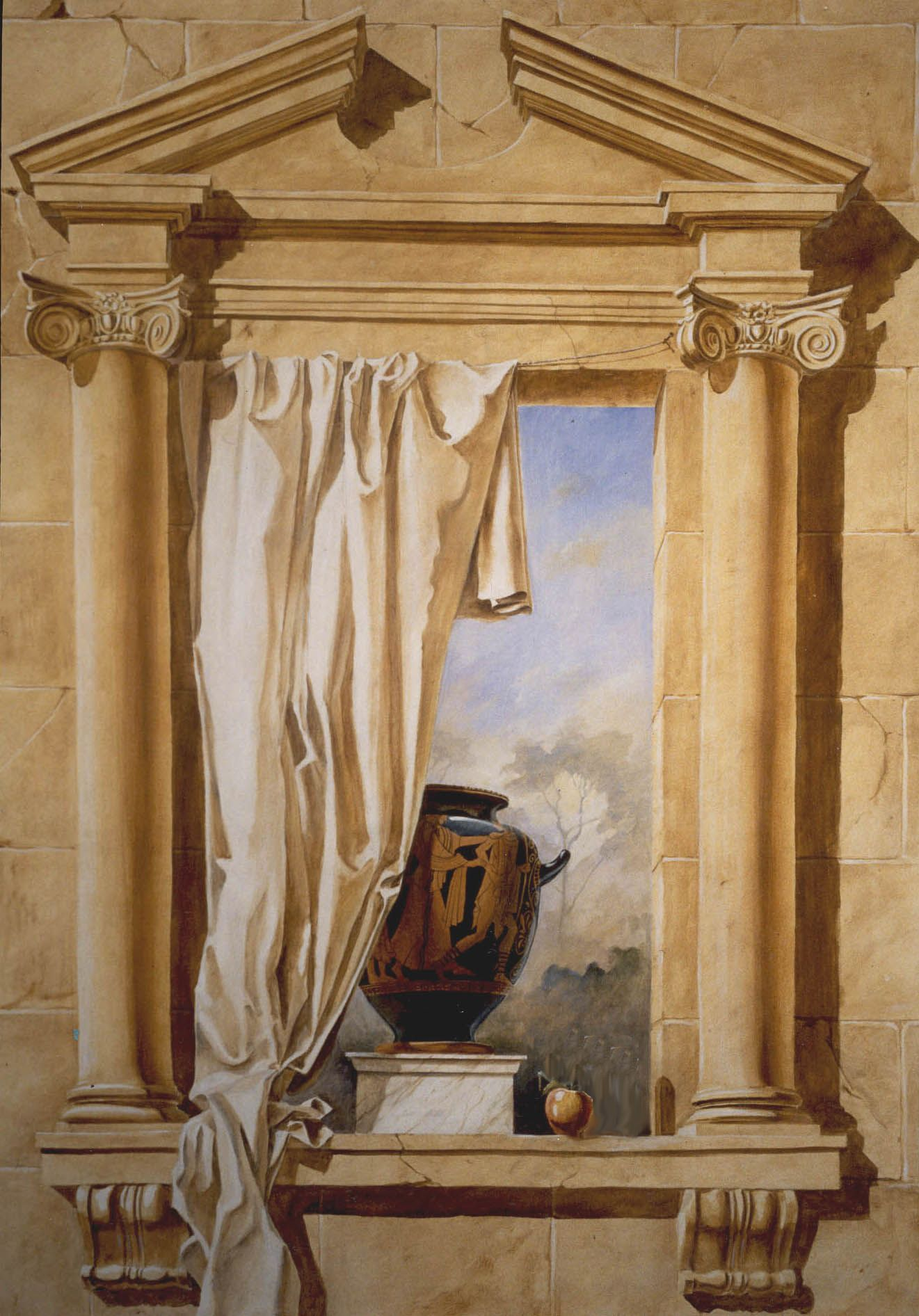 Trompe L Oeil Cheminée Trompe L 39oeil And Murals For The Home Trompe L 39oeil
