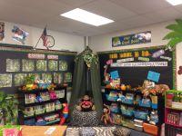 4th grade classroom reading jungle | Classroom ideas ...