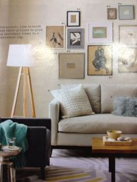West Elm Living Room   Home   Interior   Pinterest