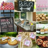 BABY BBQ SHOWER | celebrate | Pinterest