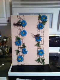 Do it yourself wall art | Do It Yourself | Pinterest