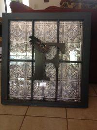 old window idea | Old Window Ideas | Pinterest
