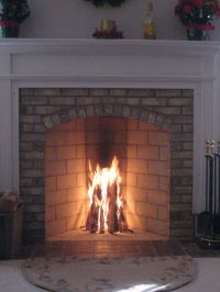 Rumford Fireplace!!! | Forever house | Pinterest