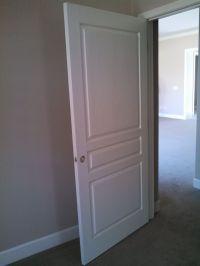 Raised Panel Interior Doors | New House | Pinterest