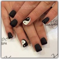 Matte nail designs | Cute Nails Designs | Pinterest