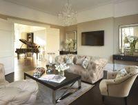 Beautiful living room | Beautiful Abodes | Pinterest