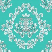 Victorian Floral Patterns