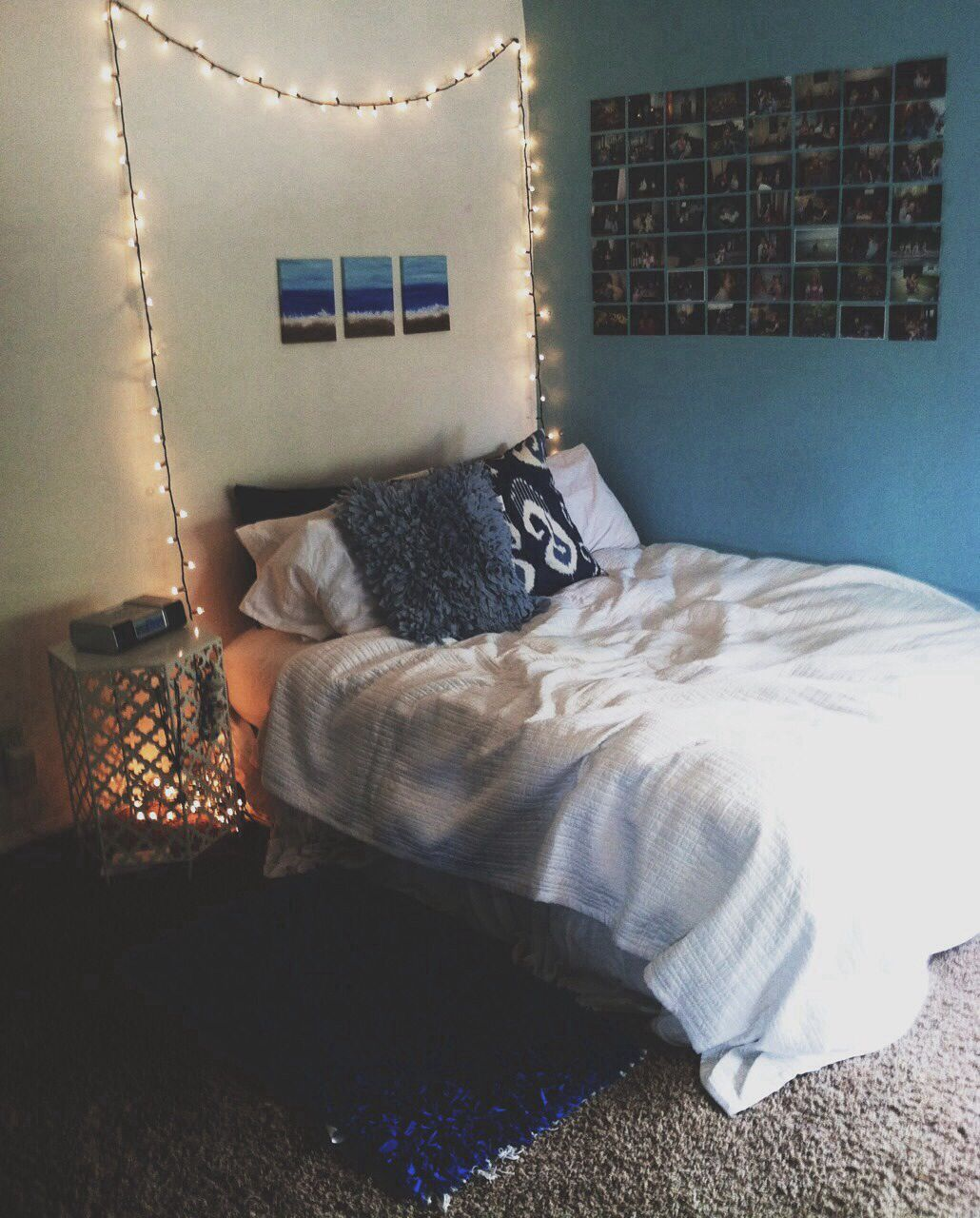 Tumblr Bed Ideas Simple Tumblr Room Tumblr Rooms Pinterest