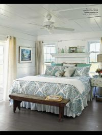 Cottage style bedroom   BEDROOMS   Pinterest