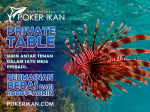 By Tresa Tressaa On Pokerikan Agen Judi Poker Line Indonesi