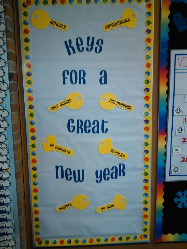 Pin it Like Image. 1222 x 1630.Happy New Years Bulletin Boards