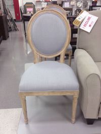 French chairs--TJ Maxx/Marshalls | Furniture Finds | Pinterest