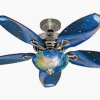 ceiling fan for kids room | Future Project | Pinterest