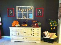 Thanksgiving Fall living room decor | Love Shack | Pinterest