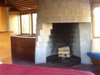 Pin by Liliana on Frank Lloyd Wright Fireplaces | Pinterest