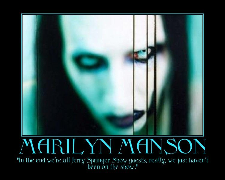 Marilyn Manson Quotes Wallpaper Marilyn Manson Funny Quotes Quotesgram