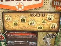 Route 66 Wall Art   Route 66 The Mother Road   Pinterest