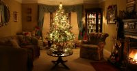 Gorgeous Christmas Scene | Background Pictures | Pinterest