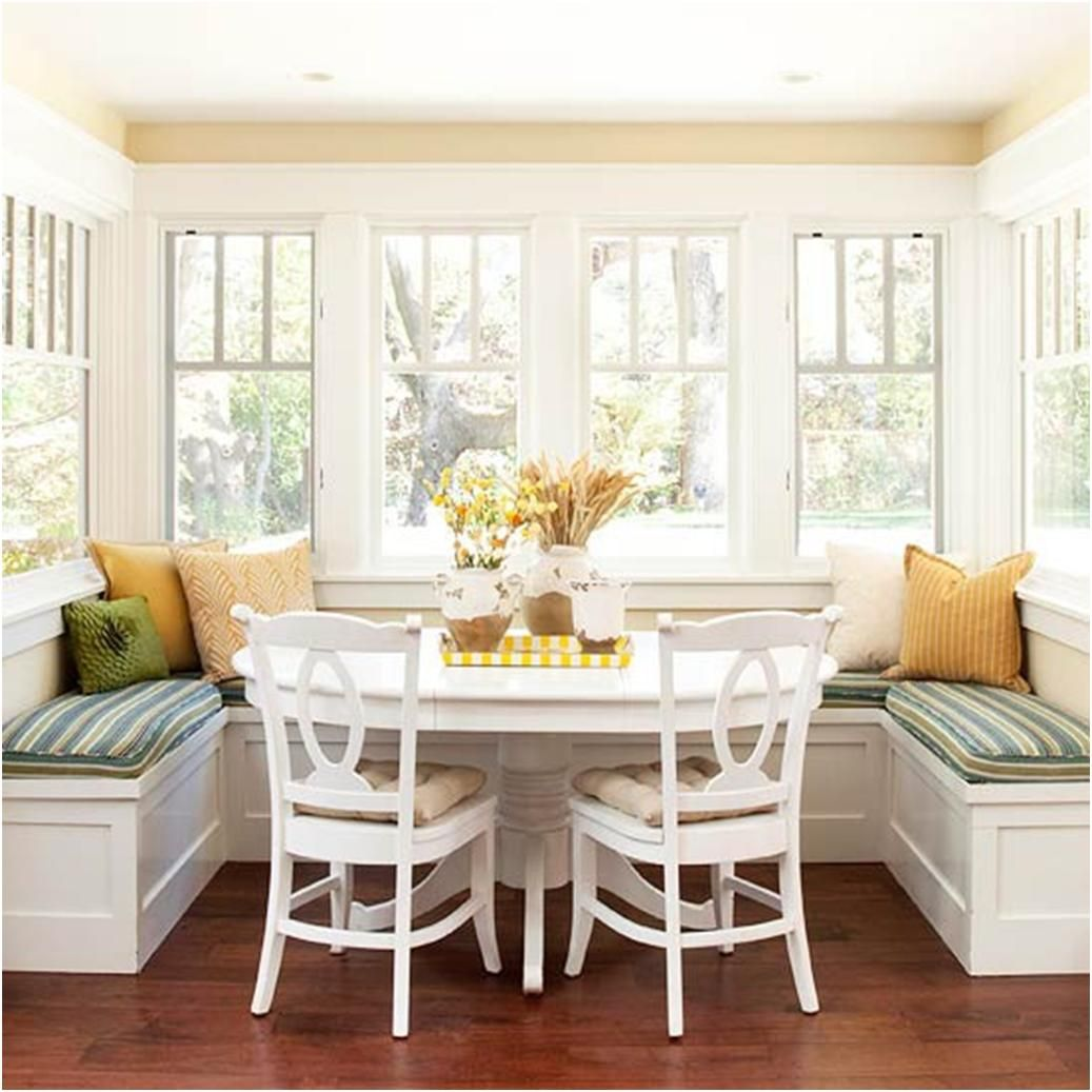 Breakfast Nook Curtains Breakfast Nook Holy Moly Decor Pinterest